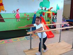 Using Parallel Bars